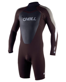 Spring wetsuit with short legs