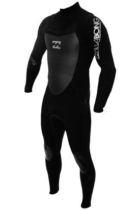 Zipperless wetsuit