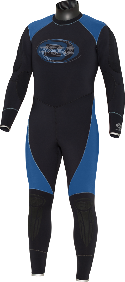 BARE diving wetsuit