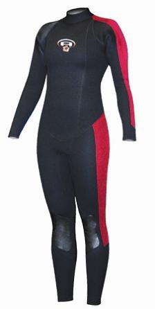 Aleeda womens wetsuit