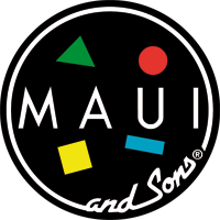 Maui and sons logo image