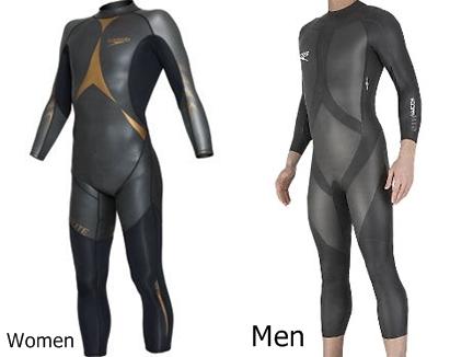 Speed wetsuit photo