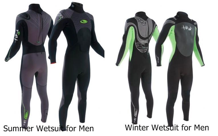 Tiki wetsuit photo