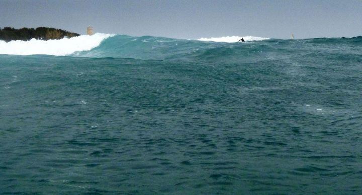 Long wave in winter