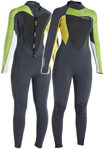 buy green ion wetsuit