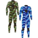 Camo Wetsuits Size Chart