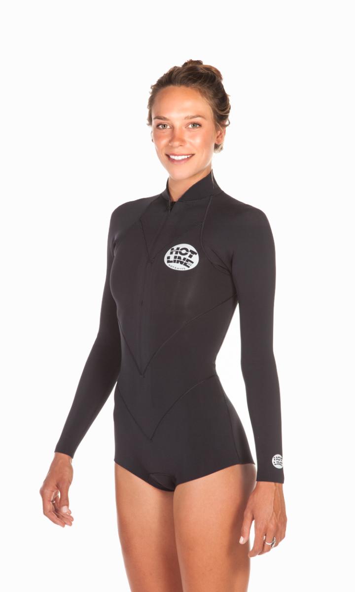 hotline-women-spring-wetsuit