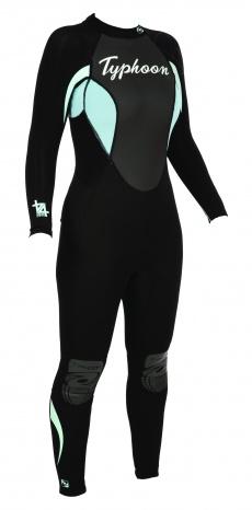 typhoon pulse ladies wetsuit