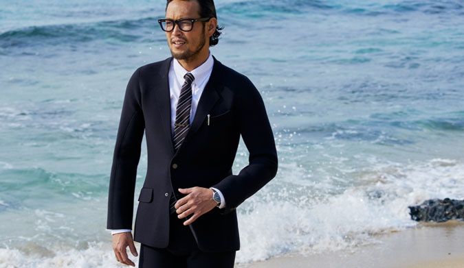 wetsuit-jacket-and-business-suit