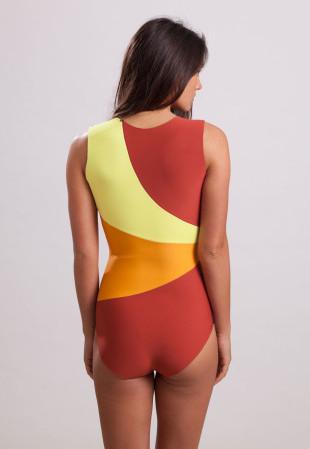 sowena-back-neon-wetsuit